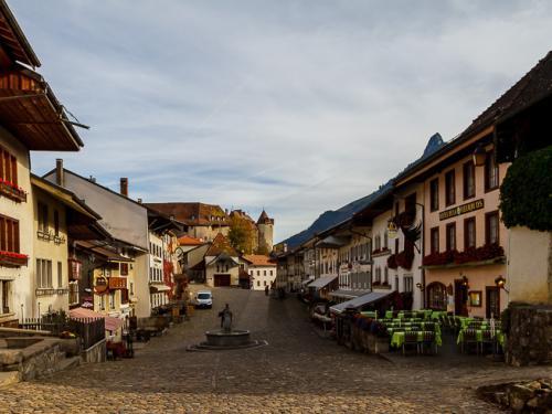 Грюер, Швейцария