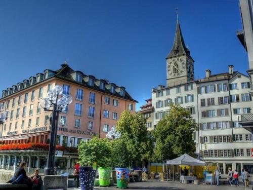 Винная площадь, Цюрих