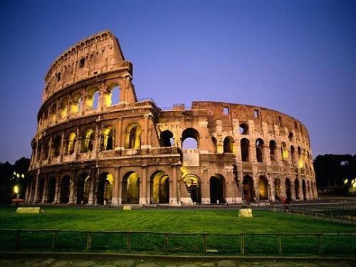 Колизей, Рим