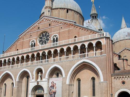 Собор Святого Антонио Падуанского, Падуя