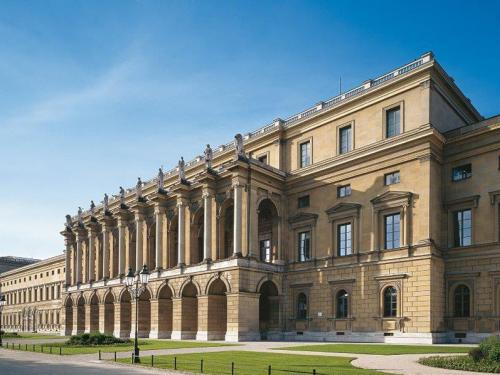 Мюнхенская резиденция, Мюнхен