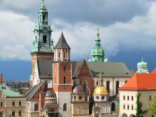 Кафедральный собор Святых Станислава и Вацлава, Краков