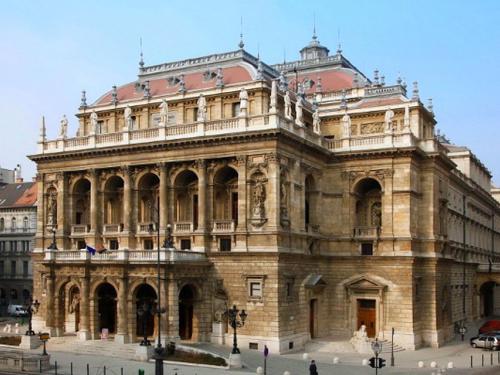Государственный оперный театр Венгрии, Будапешт