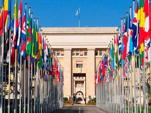 Штабквартира ООН, Женева